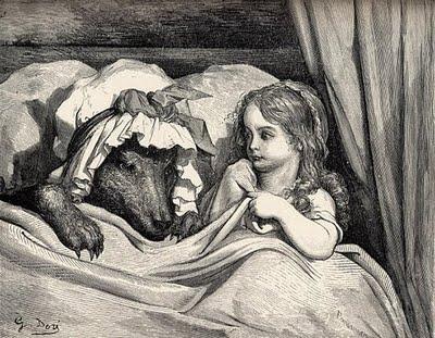 Cappuccetto Rosso Gustave Doré