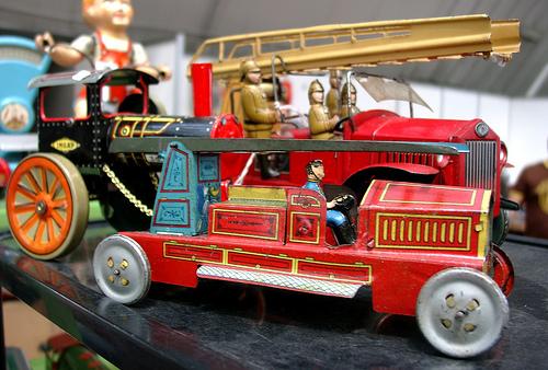 Camion dei pompieri Ingap