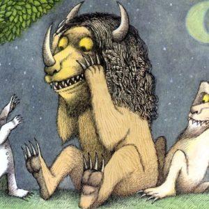 Murice Sendak: Nel paese dei mostri selvaggi.